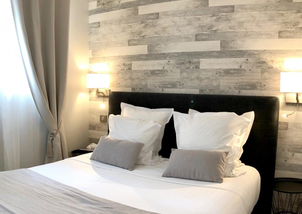 Chambre Zen • CLOS DES VIGNES • Chambre Hotel avec Jacuzzi ...